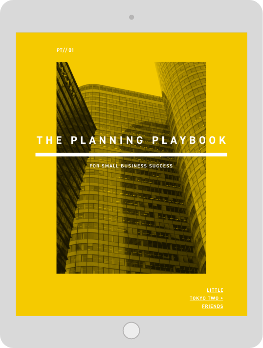 The Planning Playbook