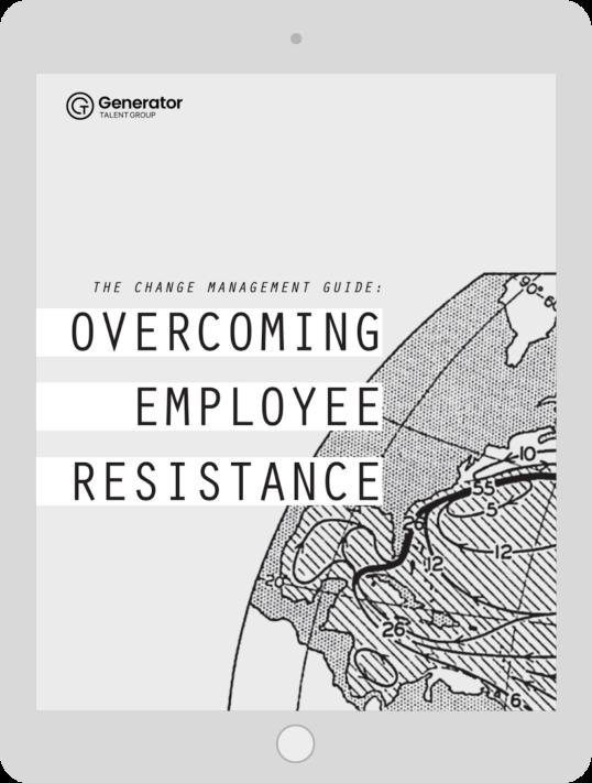 Overcoming Employee Resistance eBook